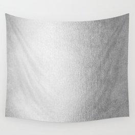 Moonlight Silver Wall Tapestry