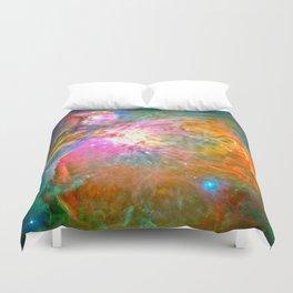 Orion nebula Duvet Cover