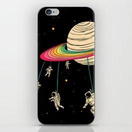Happiness Go Round iPhone Skin