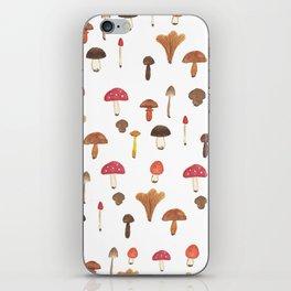 Grib pattern iPhone Skin