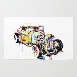 Hotrod 1932 Rug