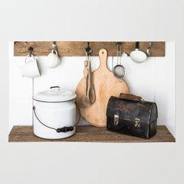 Pantry Shelf - tall Rug