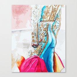 ¡Olé! Canvas Print