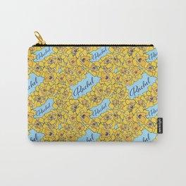 Rachel's Larkspur Carry-All Pouch