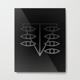 Seele Logo Metal Print