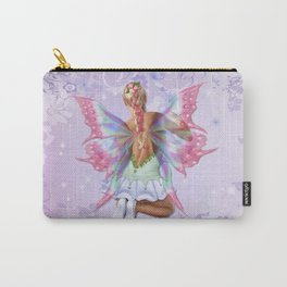 Make a Wish Fairy Carry-All Pouch