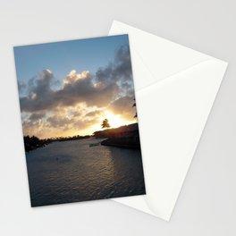 HAWAII KAI SUNSET #4 Stationery Cards