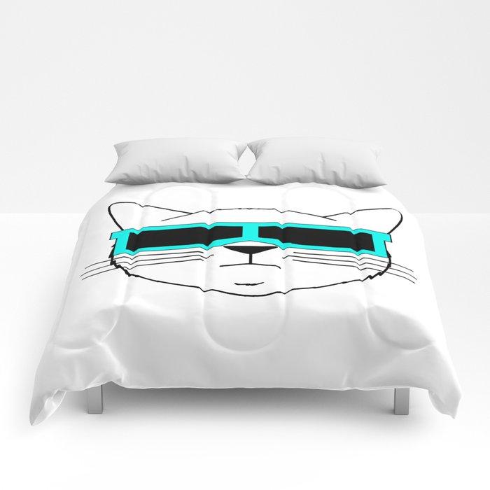 Cool Cat 2 Comforters