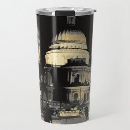 St Pauls Cathedral Travel Mug