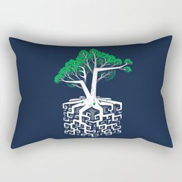 Cube Root Rectangular Pillow