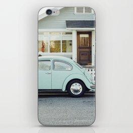 car vintage iPhone Skin