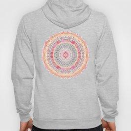 Pastel Bohemian Mandala Hoody