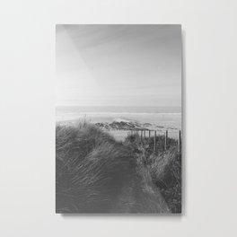 Fistral Beach Metal Print
