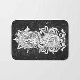 Aquarius (horoscope sign) Bath Mat