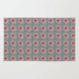 Tile Pattern Mexico I Rug