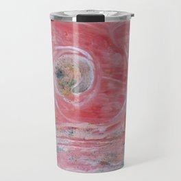Innere Auge abstrakt Nr. 02 Travel Mug
