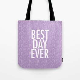 WDW Best Day Ever Print Tote Bag
