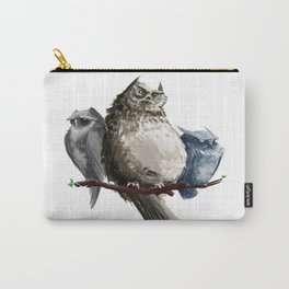 Owl Brothers Carry-All Pouch