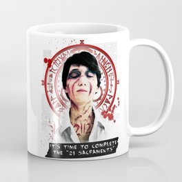 """Silent Hill - It's time to complete the """"21 Sacraments"""" Coffee Mug"""