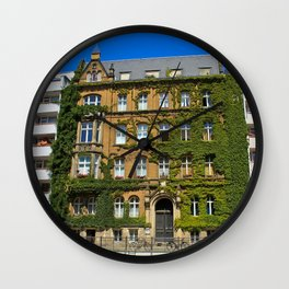 Ajoined Wall Clock