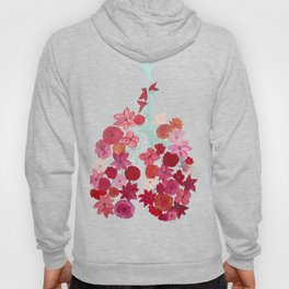 Simply Breathe - Lungs For Whitney Hoody