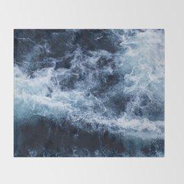 Lake Superior #5 Throw Blanket
