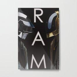 RAM Deco Metal Print