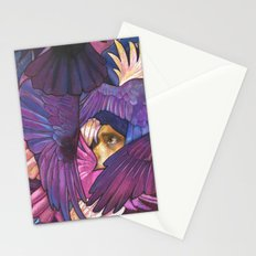 A Murder of Ravens Stationery Cards