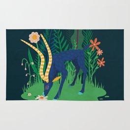 Gazelle Rug
