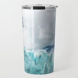 perito moreno glacier Travel Mug