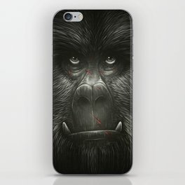 Kong iPhone Skin