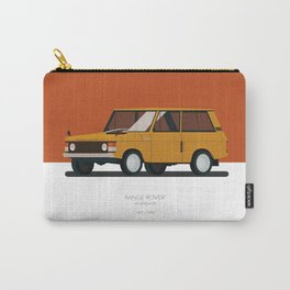 Vintage Car : RANGE ROVER Carry-All Pouch