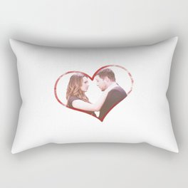 Alex and Jo Rectangular Pillow