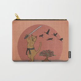 Karate Kat Carry-All Pouch