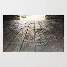 Wooden Road Rug