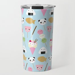 Japanese Kawaii Snacks Travel Mug
