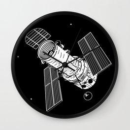 Hubble Wall Clock