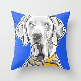 WEIMY Throw Pillow