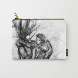 Amy and Rory Carry-All Pouch