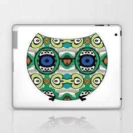 Wise Funky Owl Laptop & iPad Skin