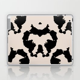 Rorschach inkblot Laptop & iPad Skin