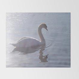 Afternoon Swim Throw Blanket