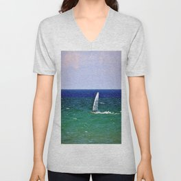 windsurf Unisex V-Neck