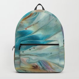 Pearl abstraction Backpack