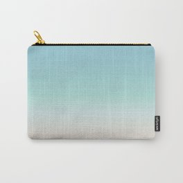 Beach Gradient Carry-All Pouch