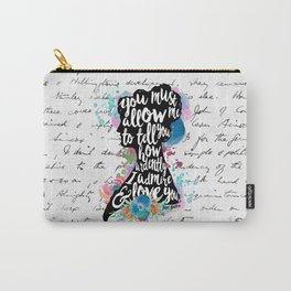 Mr. Darcy - Ardently Admire & Love You Carry-All Pouch