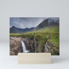 The Fairy Pools Mini Art Print