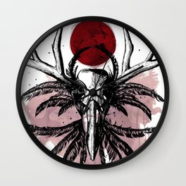 Banshee Wall Clock