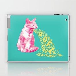 Word Vomit Laptop & iPad Skin