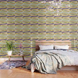 Colorful Strips Wallpaper